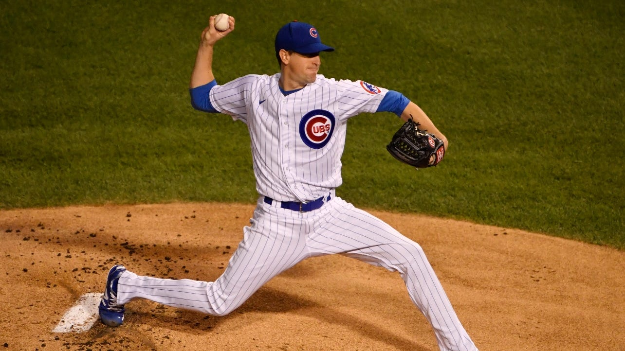 Cubs' Kyle Hendricks sets a franchise record that he doesn't want to hold