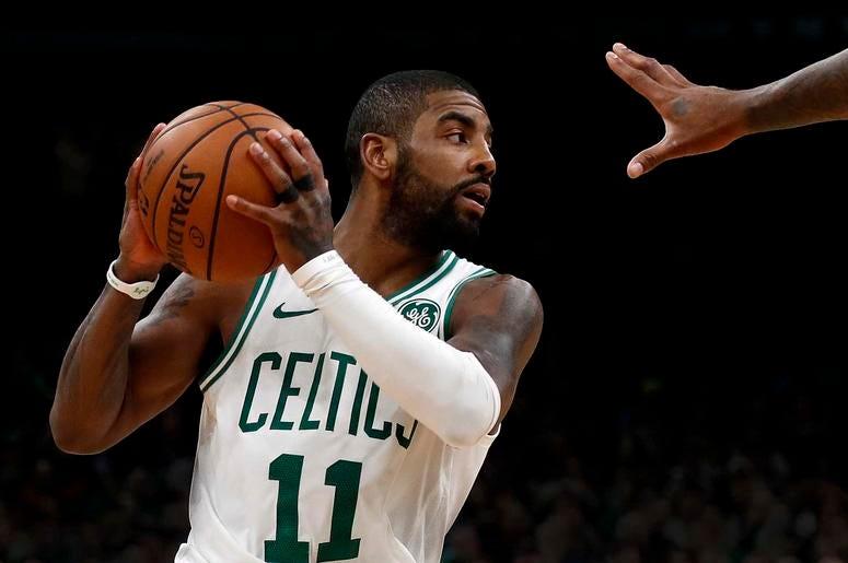 e514eca71a Kyrie Irving Backtracks on Boston Celtics Commitment: 'Ask Me on July 1'