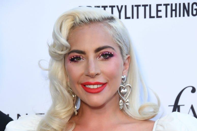 Lady Gaga. The Daily Front Row's 5th Annual Fashion LA Awards