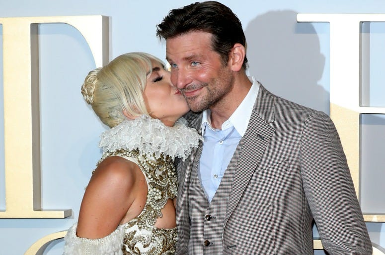 Fans Want A Lady Gaga Relationship After Bradley Cooper Splits With Irina Shayk
