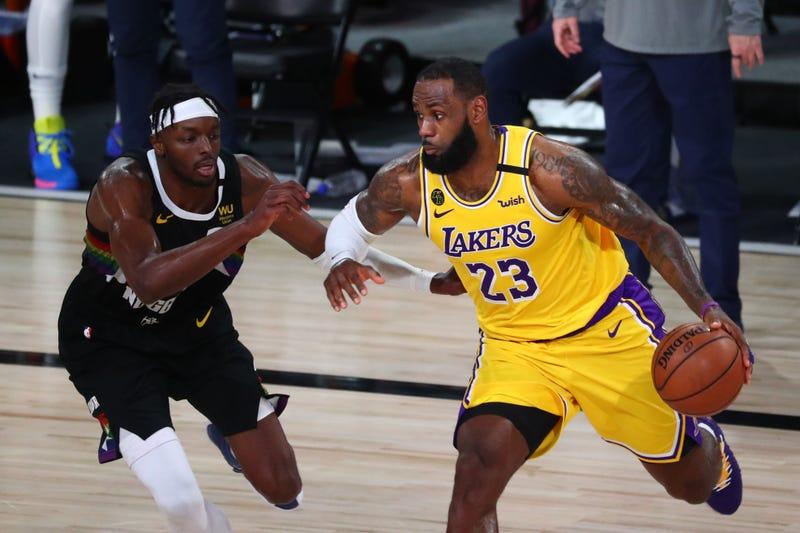 Lakers Lebron