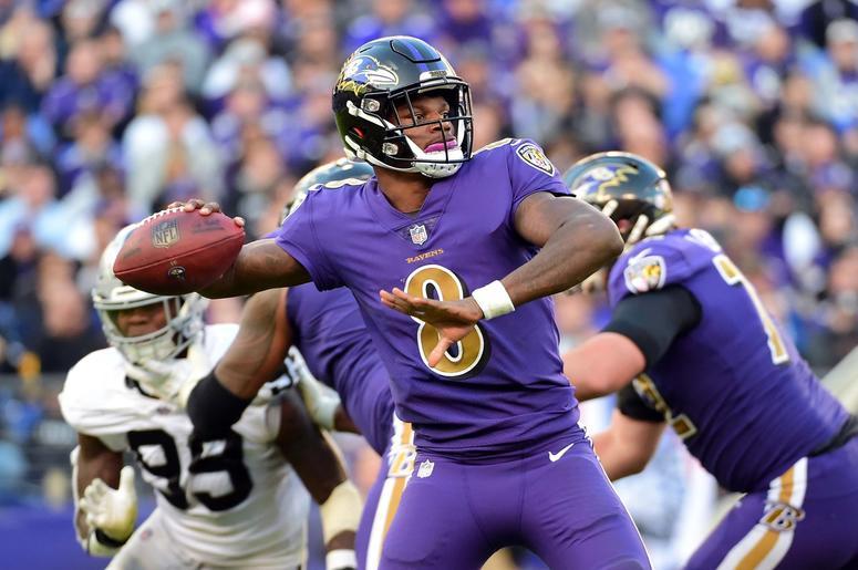 No Way  Joe Flacco Gets Baltimore Ravens QB Job Back From Lamar Jackson bf3a45c057f5