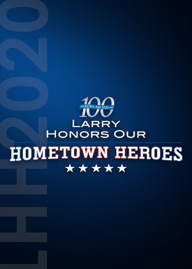 Larry's Hometown Heroes 2020 Program