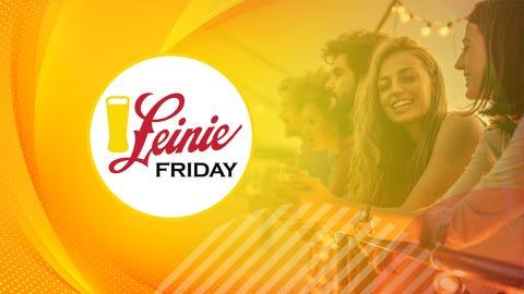 Leinie Friday at BLVD Bar & Grill
