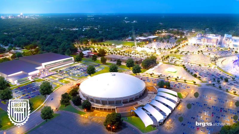 Liberty Park Memphis