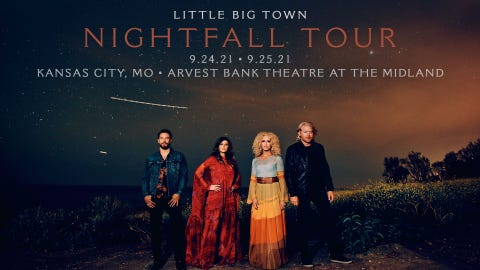 106.5 The Wolf Presents: Little Big Town (Night 2)