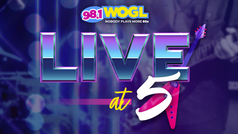 Live At 5 on 98.1 WOGL