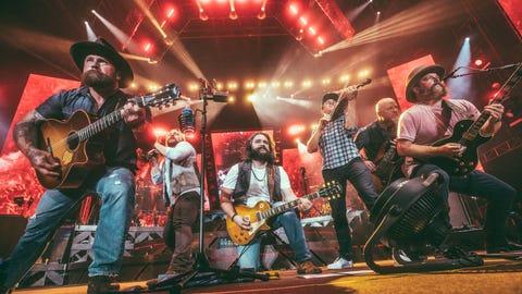 ZacBrownBand: The Comeback Tour