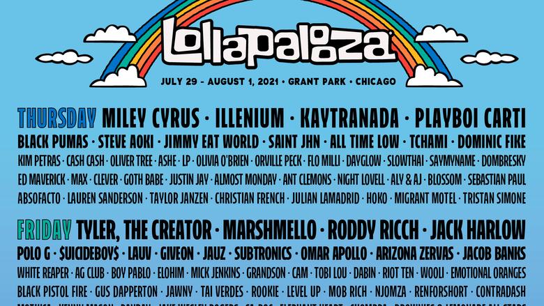 Lollapalooza 2021