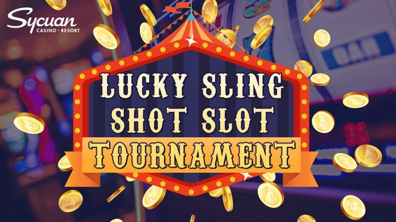 Sycuan Casino Lucky Sling Shot Slot Tournament