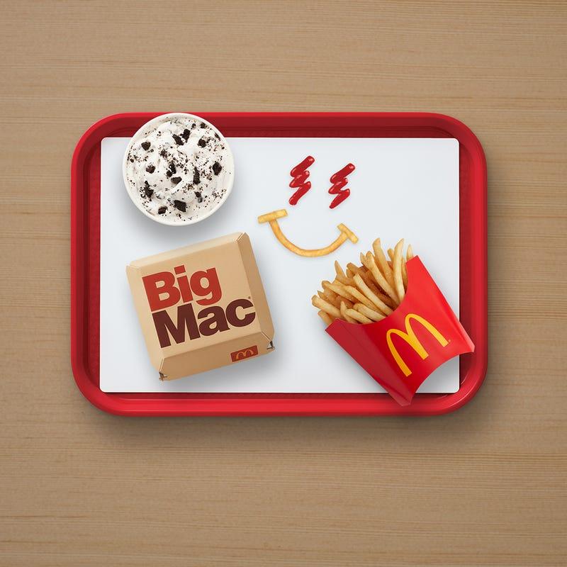 La orden especial de J Balvin de McDonald's