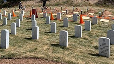 22 unaccompanied New Mexico veterans receive honorable burials