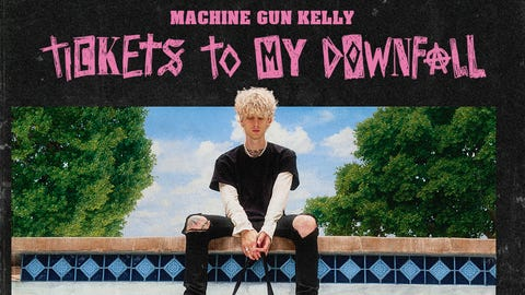Machine Gun Kelly 'Tickets To My Downfall' Tour