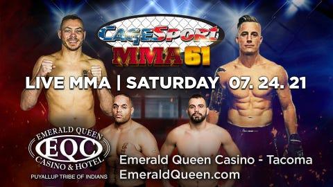 CageSport MMA