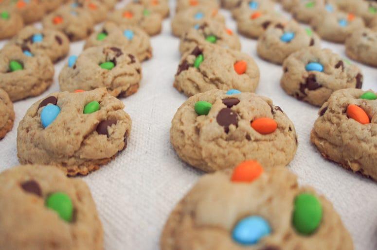 m&m_Cookies