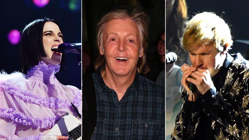 St. Vincent, Paul McCartney, Beck