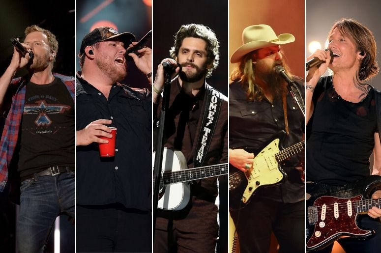 2019 CMA Awards: Vote Now for 'Male Vocalist of the Year'