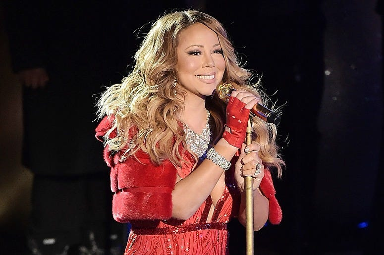 Mariah Carey Christmas.Mariah Carey Has Spoken No Christmas Music Until After