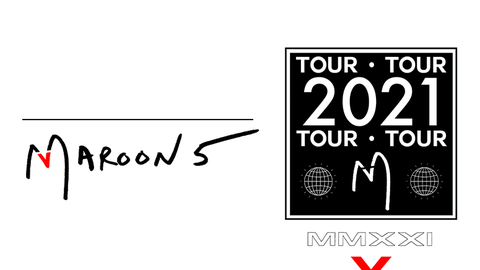 Maroon 5 (NEW 2021 DATE ANNOUNCED)