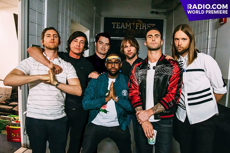 "Maroon 5 World Premiere ""Memories"""
