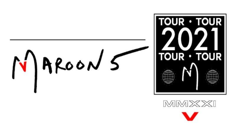 MMXXI V Maroon 5 Tour