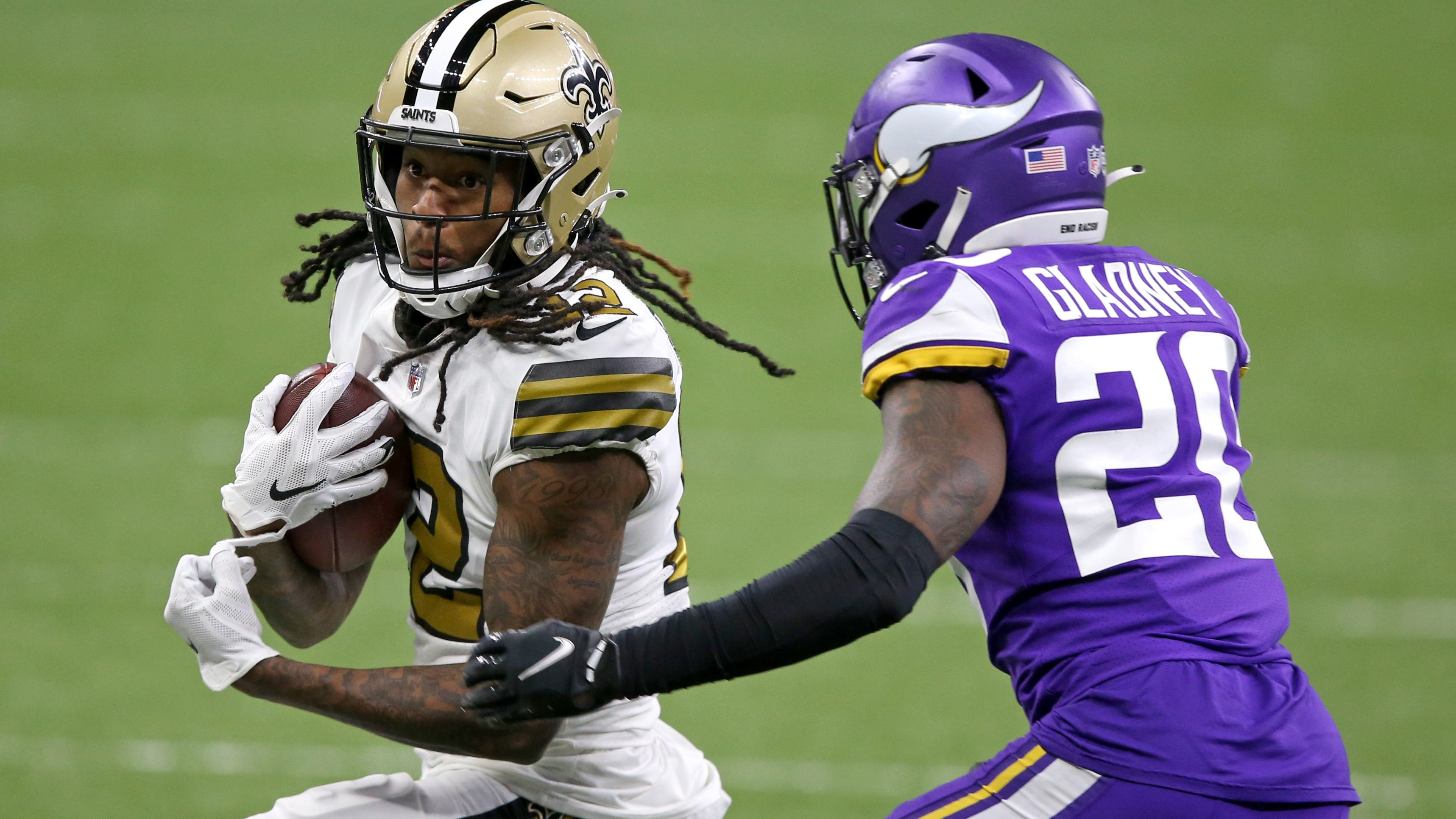 Marquez Callaway ready to step into need for Saints: 'All of us are here for a reason'