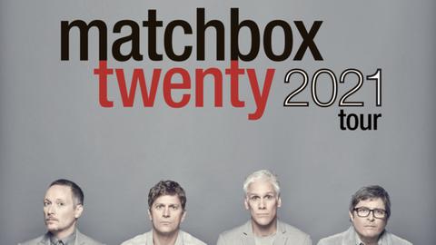 Matchbox Twenty & Wallflowers 2022 Summer Tour