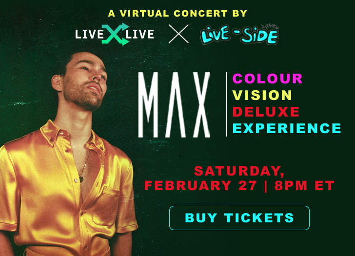 MAXX Colour Vision Deluxe Experience