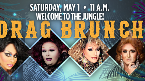Welcome to the Jungle Drag Brunch