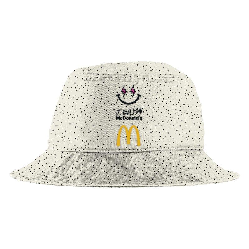 McFlurry Bucket Hat J Balvin McDonald's collaboration