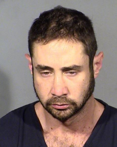 Courtesy Las Vegas Metropolitan Police Department