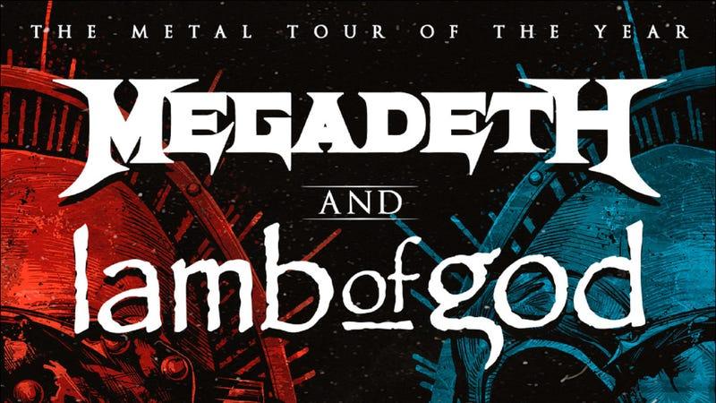 KISW Presents Megadeth and Lamb of God
