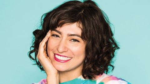 Melissa Villaseñor live at ComedyWorks South