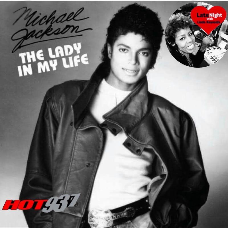 Michael Jackson Lady In My Life 1st Hot 93.7 #LateNightLove