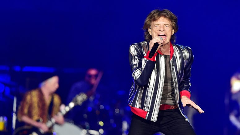 Mick Jagger went to a bar in North Carolina and no one noticed