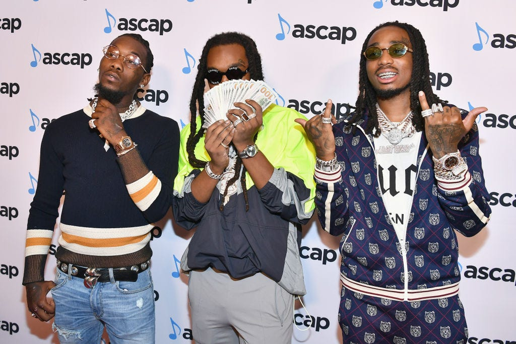 """Migos Return With Ice Cold and Refreshing Single """"Pure Water"""""""