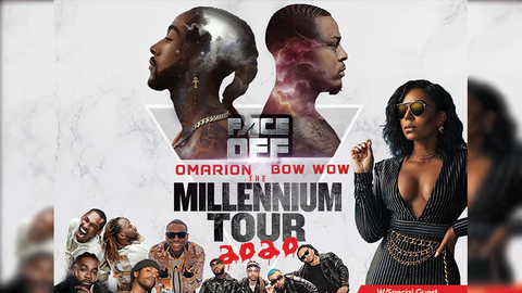 The Millennium Tour- POSTPONED