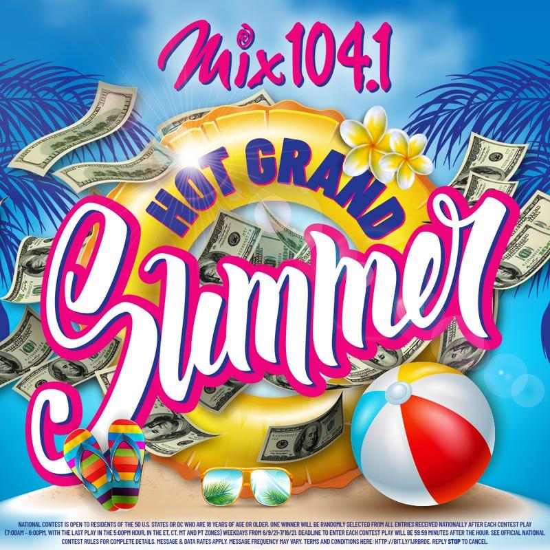 Hot Grand Summer