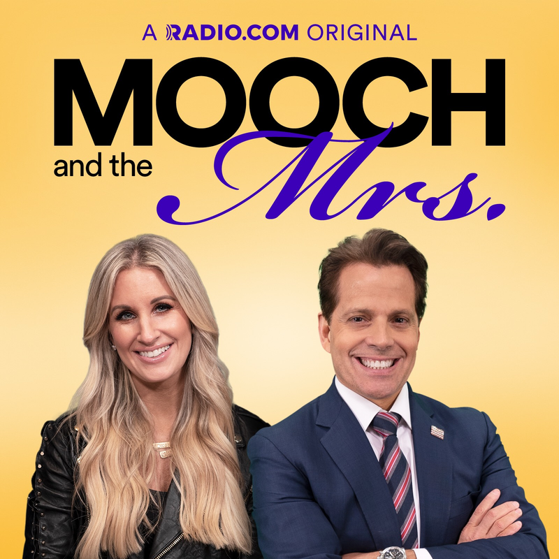 Mooch and the Mrs. podcast