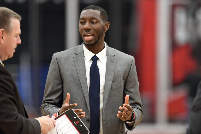Delaware Valley Head Men's Basketball Coach Muhamadou Kaba.