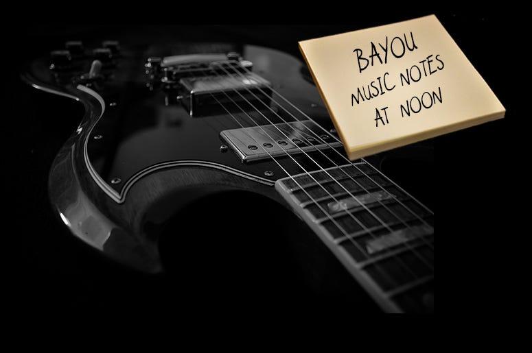 music notes at noon