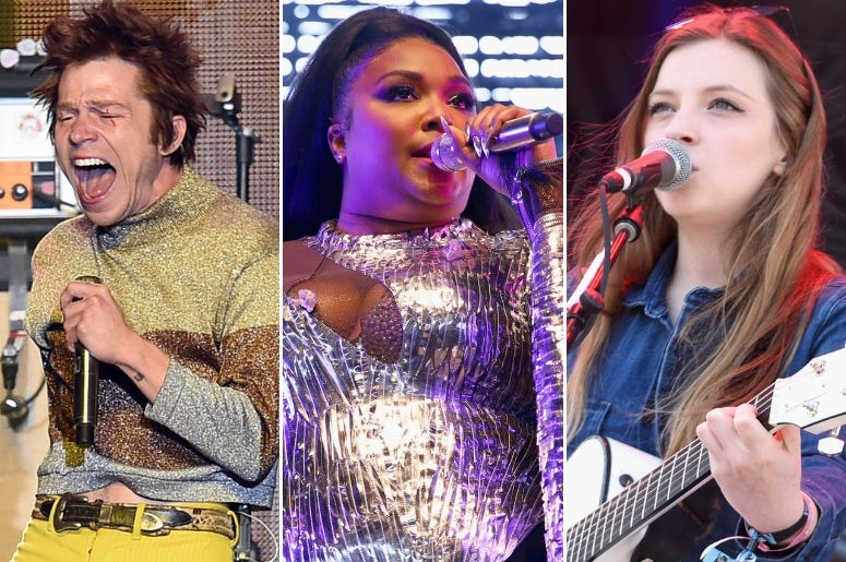 New Music Friday - Cage The Elephant, Lizzo, Jade Bird