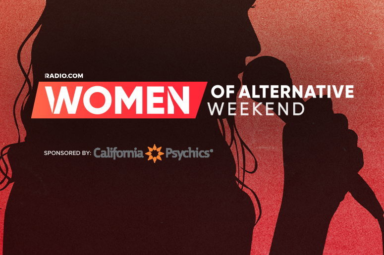 RADIO.COM's Women Of Alternative Weekend