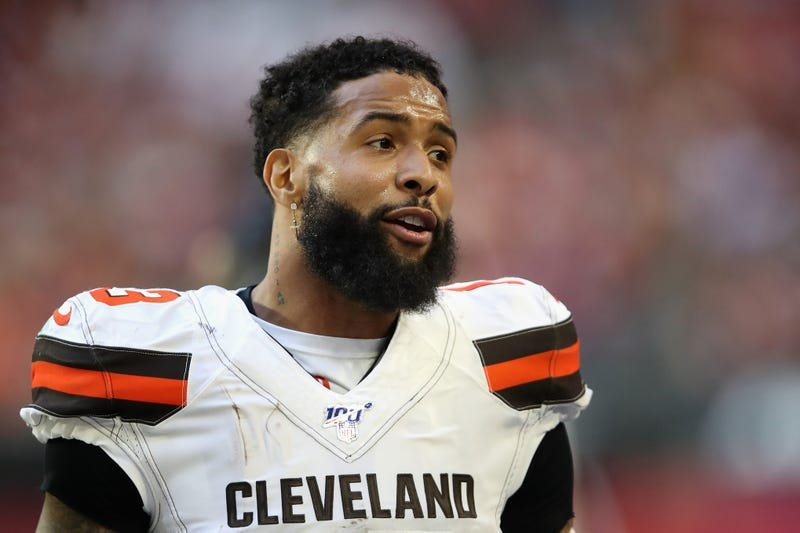 Odell Beckham Jr. and the Browns have disappointed in 2019.