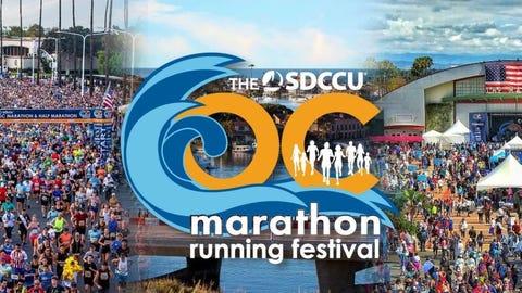 OC Marathon, Half Marathon and 5K & Kids Run