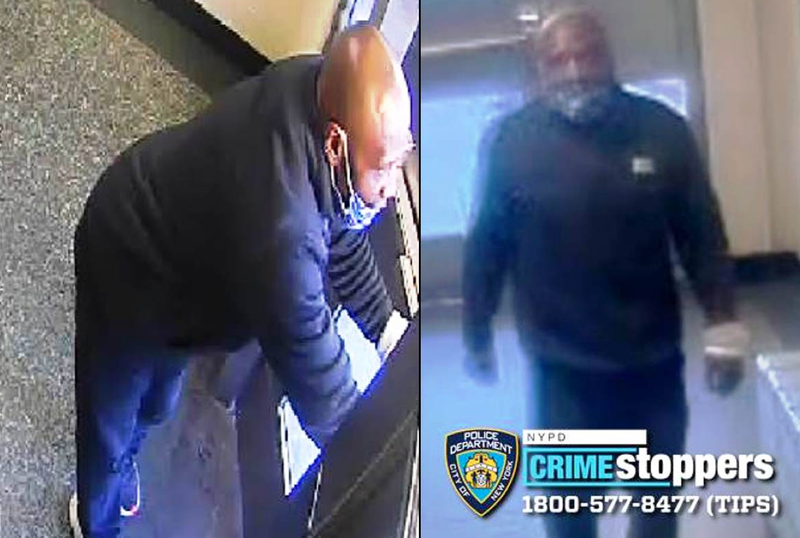 Shoplifting suspect NYPD