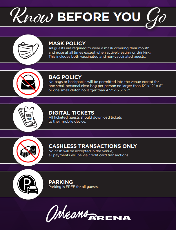 Concert Policy