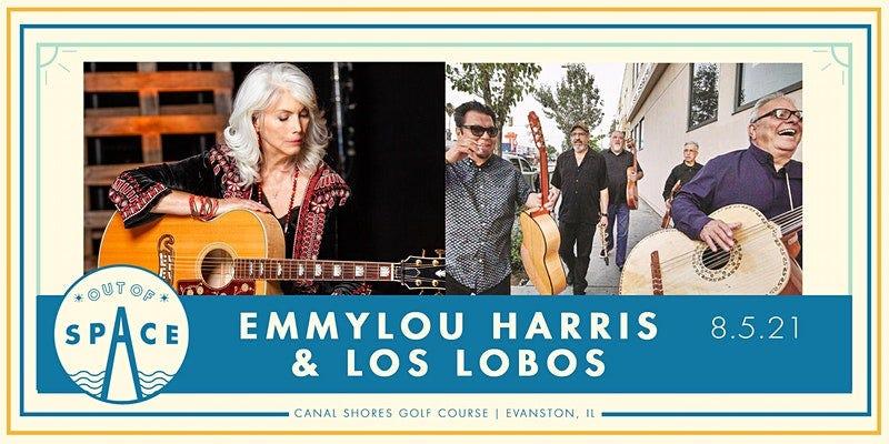 Emmylou Harris & Los Lobos