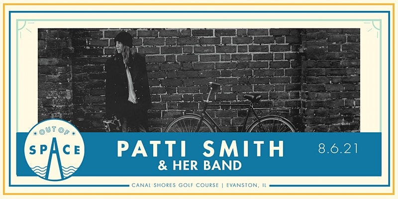 Out of Space Patti Smith & Her Band