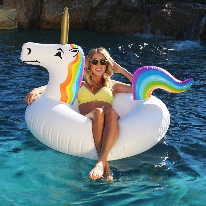 Inflatable Unicorn Pool Toy